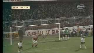 Nottingham Forest 2-0 Liverpool, European Cup 1978