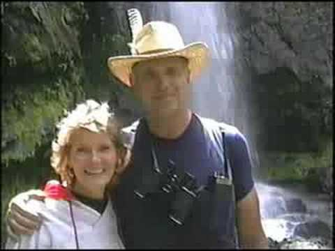 """""""Hi Carol!"""" From Little Strawberry Lake Falls, Oregon - (REAL LIFE VACATION - TRAVEL EXPERIENCES)"""