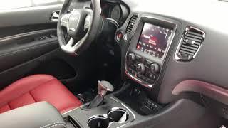 2018 Dodge Durango SRT 6.4L Hemi 475 HP Tows 8,700 lbs