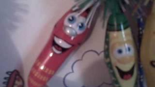 My 354 Kooky Pens