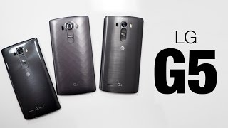 LG G5: Crazy New Design and Specs!
