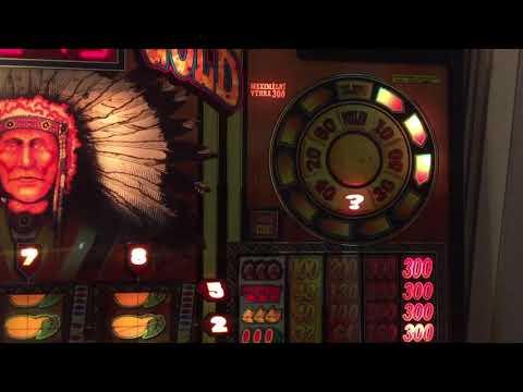 Игровой автомат Apache Gold. Игра. Выдача монет