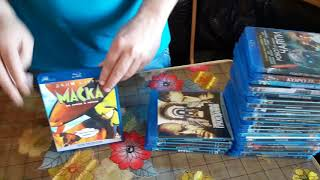 Blu-ray диски  обзор моих заезженных фильмов
