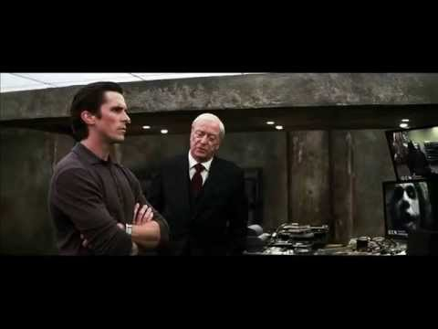 The Dark Knight - Alfred explains The Joker