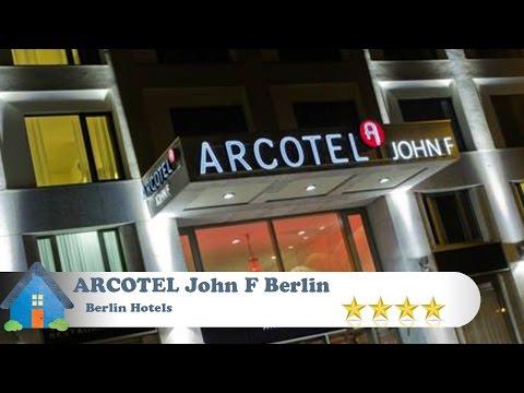 ARCOTEL John F Berlin - Berlin Hotels, Germany