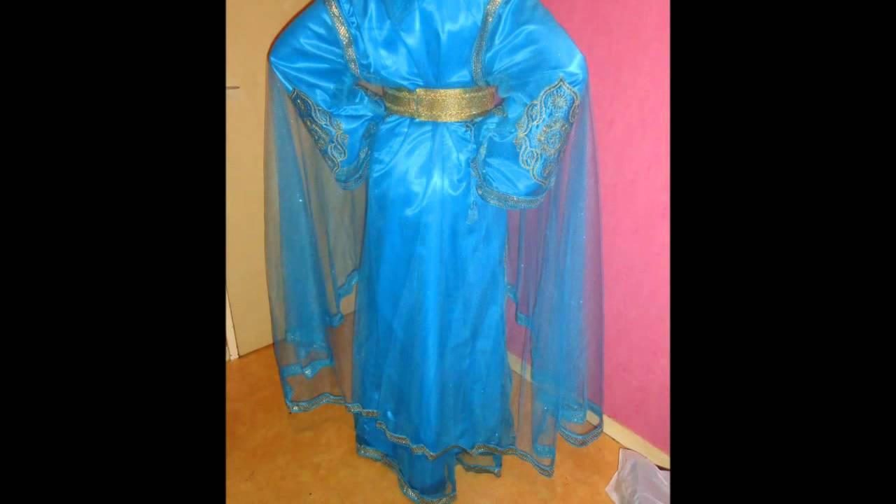 Location de tenues mariage alg riennes marocaine robe for Don de robe de mariage militaire