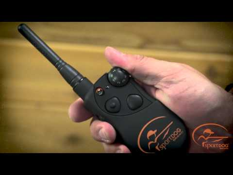 Selecting an Operating Mode on Your SportDOG A-Series E-Collar System