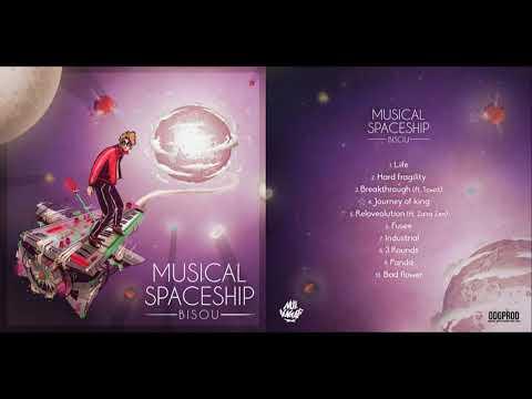 Bisou - Musical Spaceship (FULL ALBUM - ODGP203)