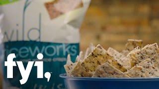 Food Factory USA: The Rice Stuff   FYI