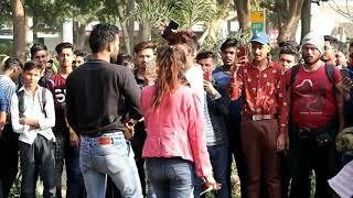 Prank on my girlfriend brother    Gone wrong prank    Arun Rathore   