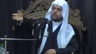 كل إمام يتوسل به لقضاء حاجات معينة - الشيخ علي البيابي