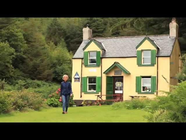 Nakvynės namai Glenmalure, Airija (Glenmalure Hostel) - Silvija Travel Tips - Unravel Travel TV