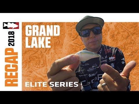 Brent Ehrler's 2018 BASS Recap On Grand Lake