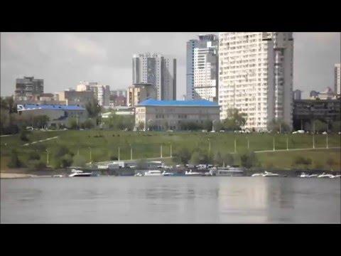 Вид на Волгу, Краснослободск, Волгоградская область 03 05 2016.