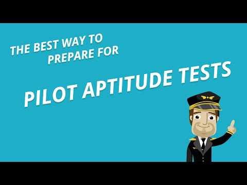 Pilot Aptitude Test - Official Promotional Video - YouTube