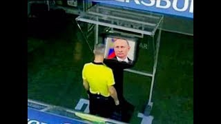 Приколы, шутки и мемы про победу России над Испанией на ЧМ