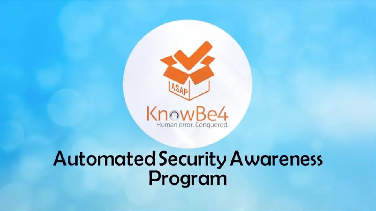 Automated Security Awareness Program Builder
