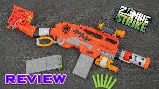 [REVIEW] Nerf Zombie Strike Scravenger | le Slingfire 2.0