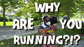 Download Clifford Owusu Comedy - n An African Home: Why Are You Running?!? 🏃🏾♂️👩🏾 (Clifford Owusu)