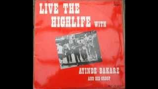 Ayinde Bakare and his Meranda Band - Eko Akete  Aduran Fun Awon Abiyamo Audio