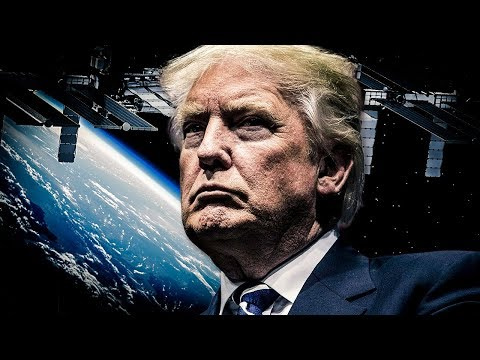 Trump Wants To Let Corporations Take Over The International Space Station