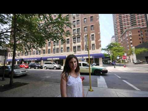 A Gold Coast Chicago apartment walk with Stephanie