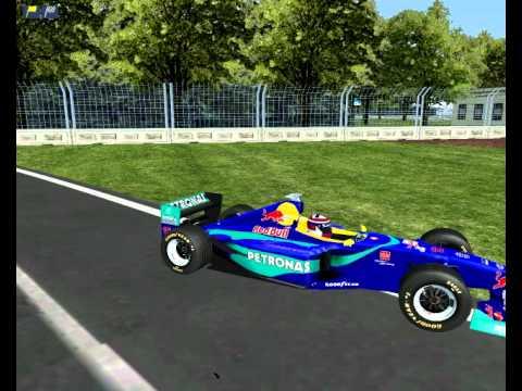Gran Premio De Mexico Monterrey Formula uno 1998 pulsante 9 e i comandi rimanenti del pulsante CTDP  F1 Challenge 99 02 F1C Racing simulation 2011 04 30 22 07 52 32 3