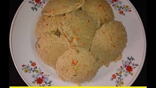 Instant Oats Idli Recipe Preparation in Telugu ఓట్స్ ఇడ్లీ చేయడం ఎలా?