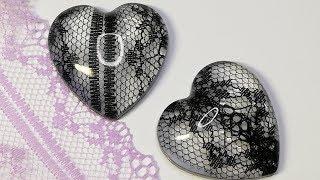 Ажурна стрічка в ювелірній смолі | як openwork ribbon in jewelry resin