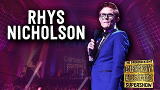 Rhys Nicholson - Opening Night Comedy Allstars Supershow 2018