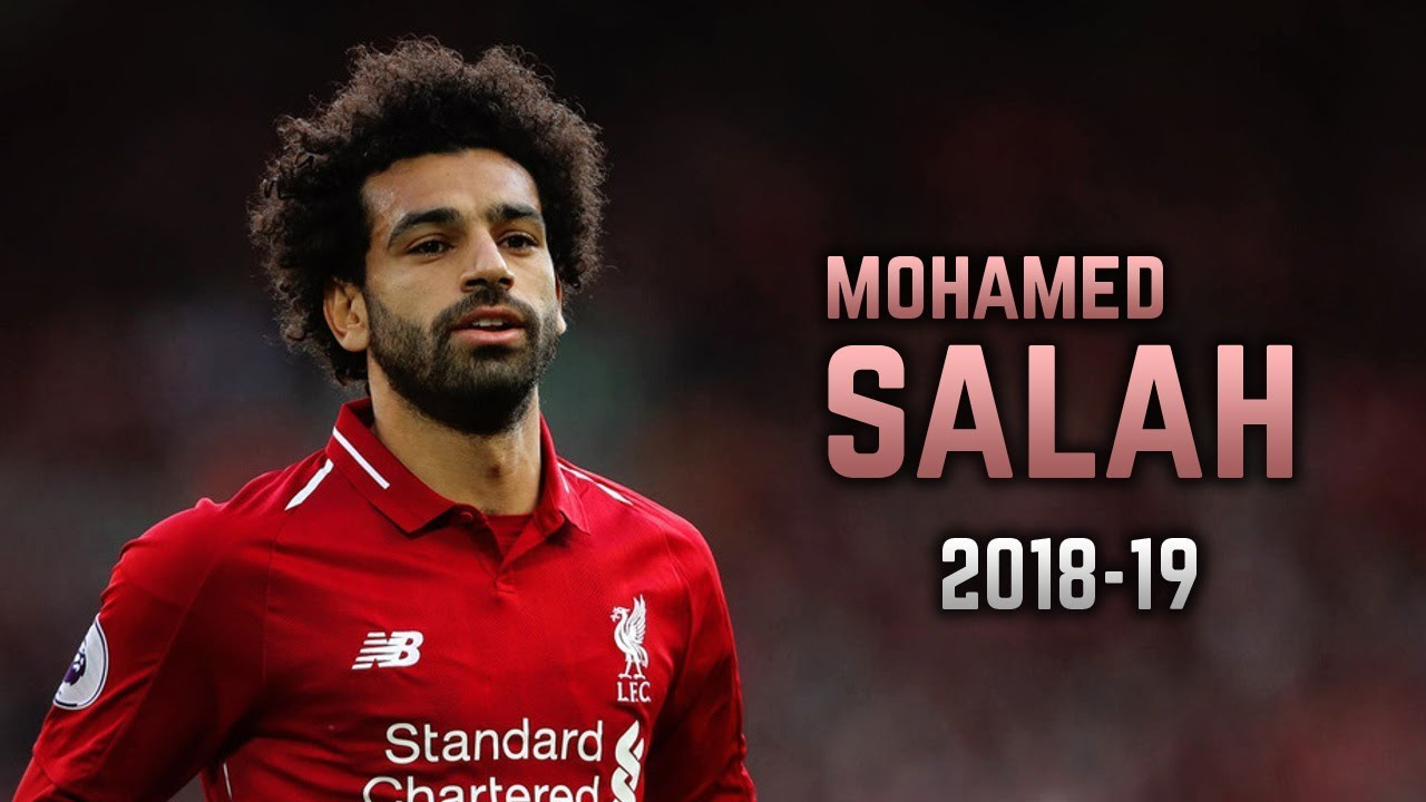 Mohamed Salah 2018-19 | Dribbling Skills & Goals - YouTube