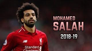 Mohamed Salah 2018-19  Dribbling Skills amp Goals