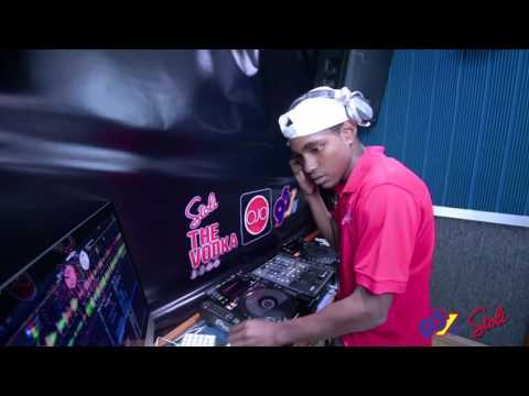 The Stoli DJ Competition 2016 - Semi Finals - DJ Brandon