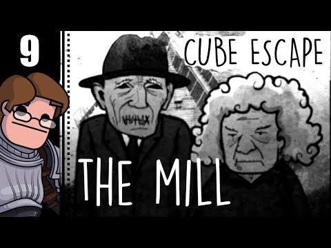 Let's Play Cube Escape Series: The Mill Part 9 - Memory Machine