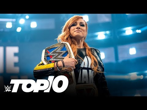 Becky Lynch's greatest moments: WWE Top 10, May 17, 2020