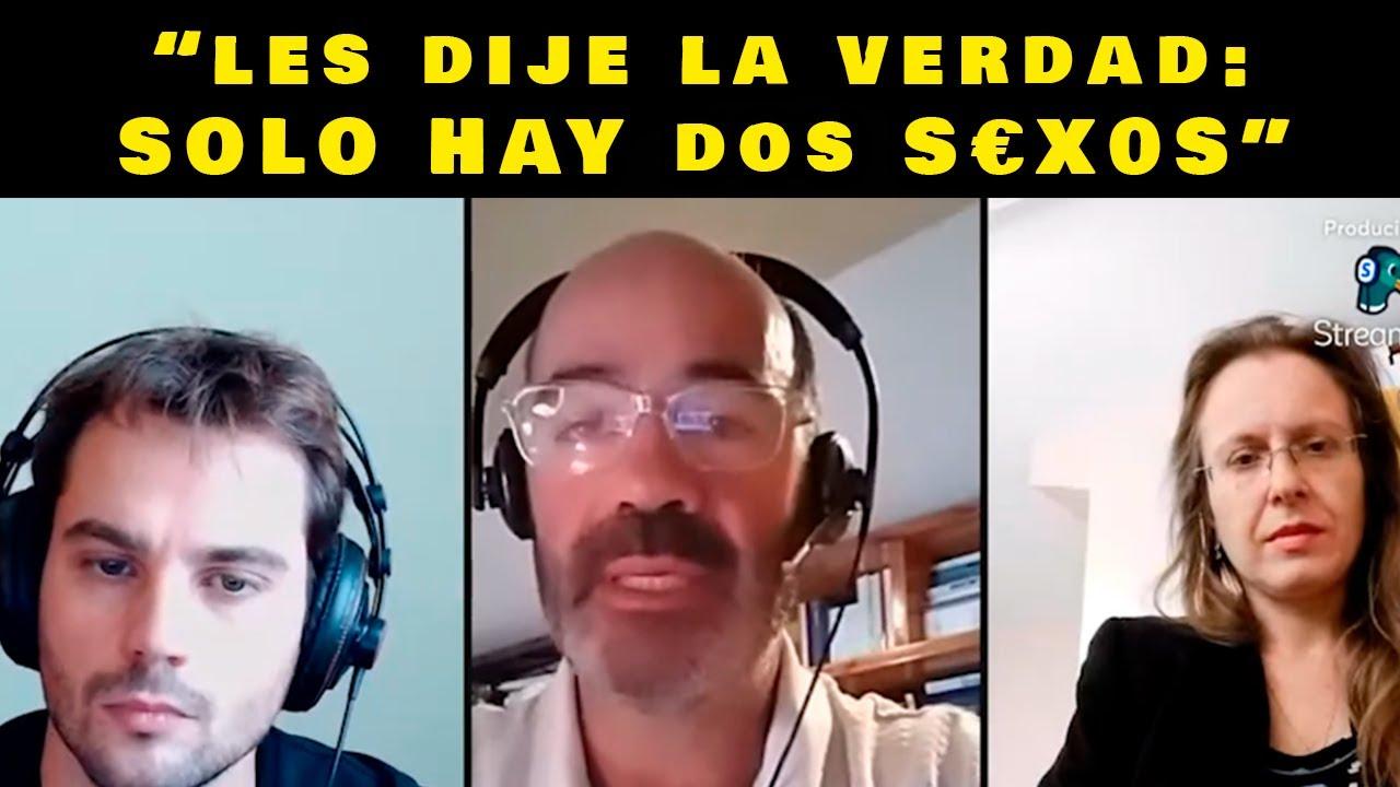 Entrevista a PROFESOR DE BIOLOGÍA que PERDIÓ su TRABAJO - YouTube