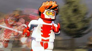 СПИДСТЕРЫ в LEGO Marvel's Avengers!