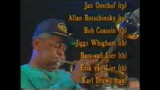 1985 Berlin (G) Dizzy Gillespie + Peter Herbolzheimer Big Band - Night In Tunesia + 3 items