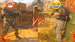 1v1 vs BIGGEST RAGER in COD WW2!!