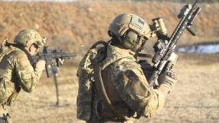 The No Easy Day Rifle designed by Mark Owen, a 14 year veteran of t...