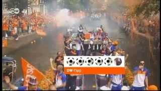 Чемпионат Европы-2012: Сборная Нидерландов