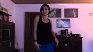 Persian dance tutorial for beginners (Warm up)