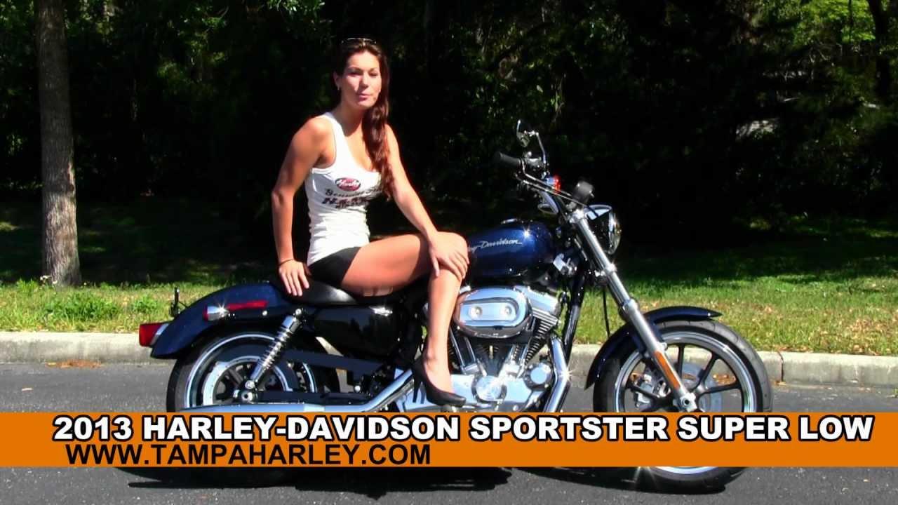 New 2013 Harley-Davidson XL883L Sportster 883 Super Low ...