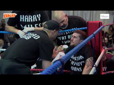 JOE RIGGS VS CHRISTIAN EVANS - BKB4 LIGHT HEAVYWEIGHT BARE KNUCKLE TITLE FIGHT * EXCLUSIVE *