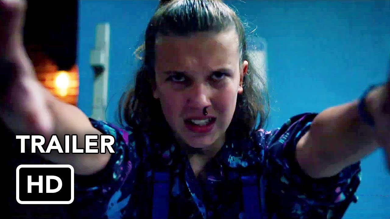 Stranger Things Season 3 Trailer (HD)