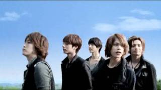 KAT-TUN SOLIO CM RUN FOR YOU