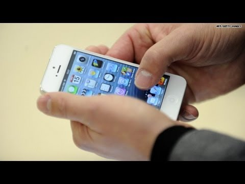 Apple adds theft protection to iPhone