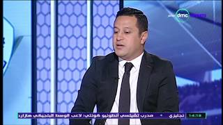 تعليق ك/هشام حنفي علي إختيار إيهاب جلال وتفضيله الرحيل عن المقاصه والبحث عن وجهة جديدة - المقصورة