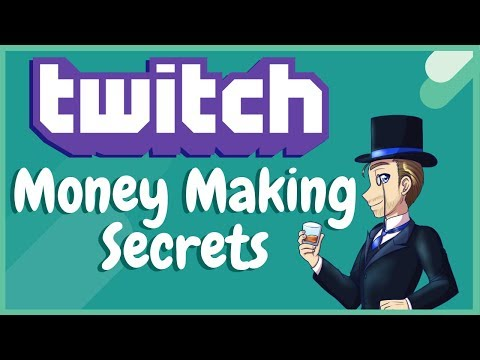 How To Make Money On Twitch 2019