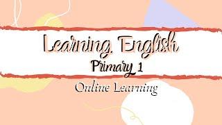 Publication Date: 2020-03-06 | Video Title: 【停課不停學】小學一年級英文科 網上自主學習 ─ Readi